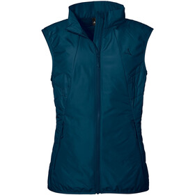 Schöffel Moritzberg Insulated Vest Women, moonlit ocean